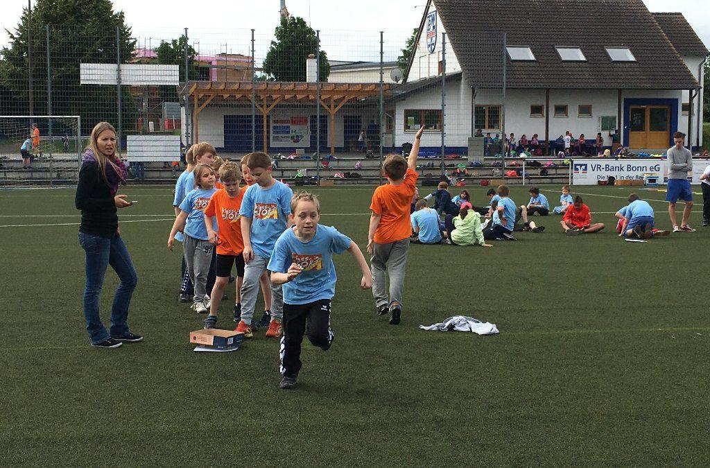"""""""Das wollen wir bald wieder""""…. Sport- und Spielefest"""