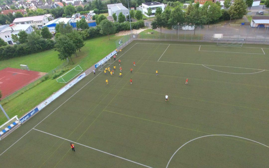 Spannend und abwechslungsreich – Das Freundschaftsspiel gegen die Richard-Schirrmann-Schule