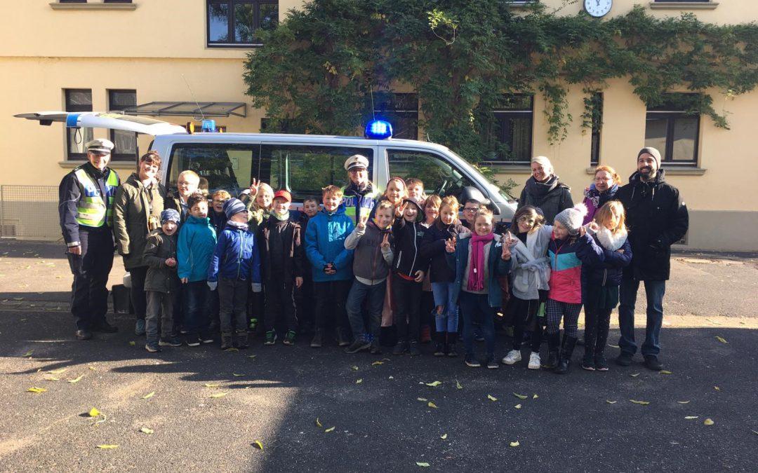 Der Polizeitag am Standort Rheinbach