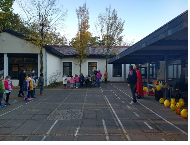 St. Martin in der Waldschule Alfter – Standort Alfter