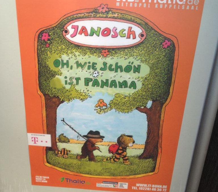 """Ausflug zum """"Junges Theater Bonn"""""""