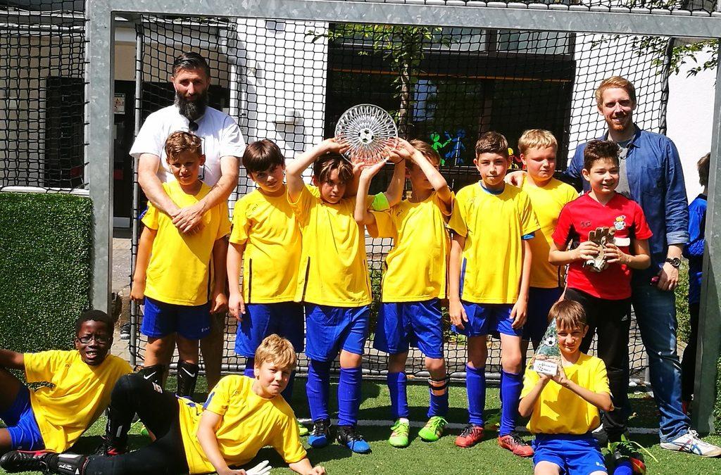 Kreismeisterschaft der Förderschulen in Hennef