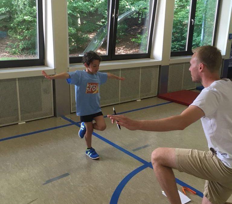 Thementag Gesundheit und Prävention – Klasse in Sport (KiS)