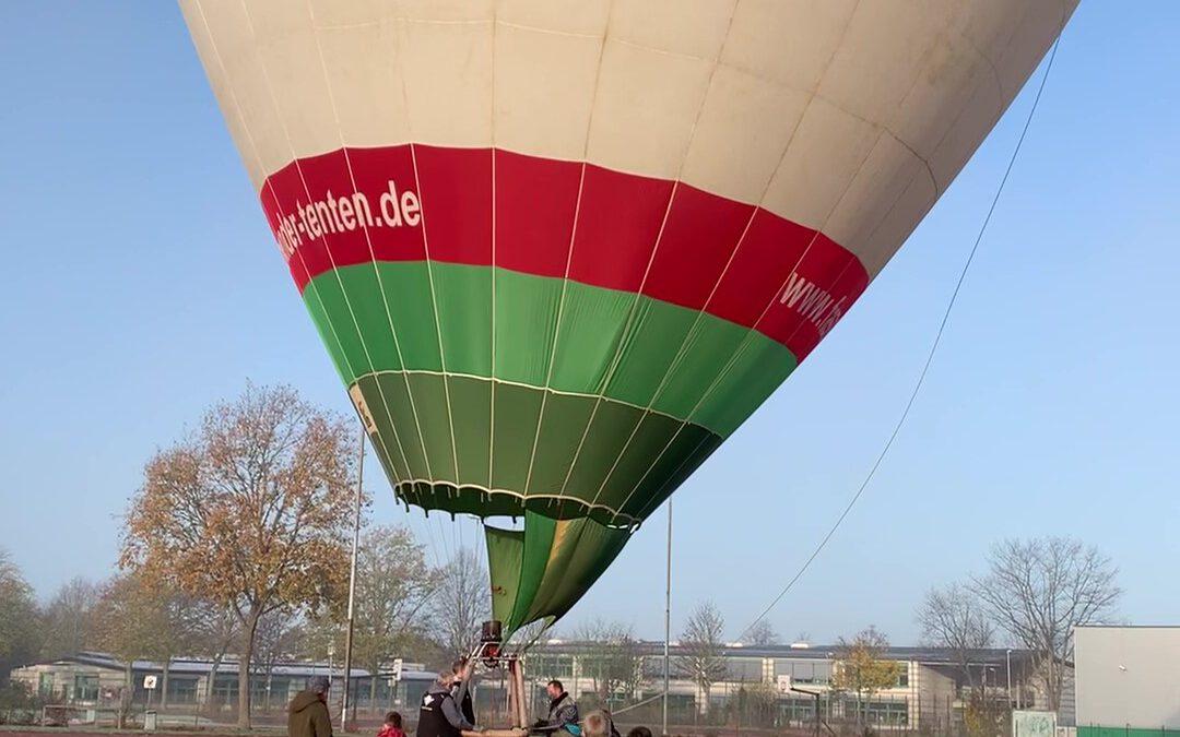 Der Heißluftballontag